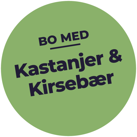 Stickers Kastanjer Plus9@4X